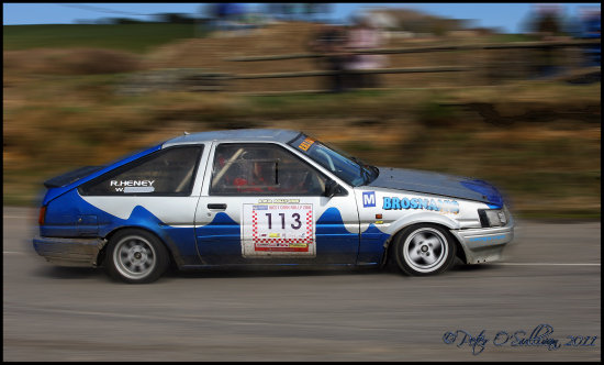 West Cork Rally Clonakillty Co Cork Ireland Peter OSullivan
