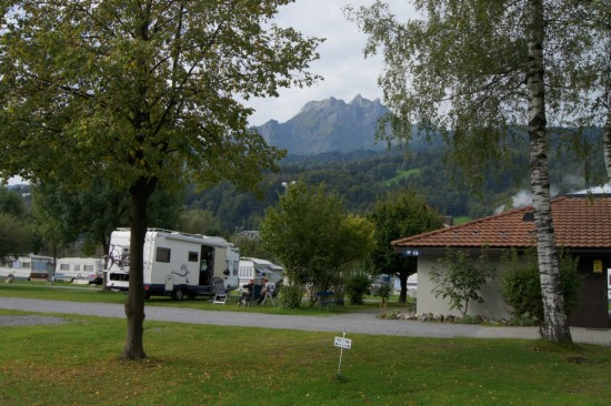 vacation Italy camper luzern