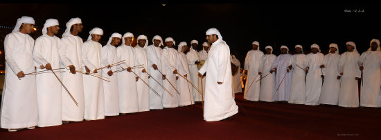 Traditional Dance of UAE
