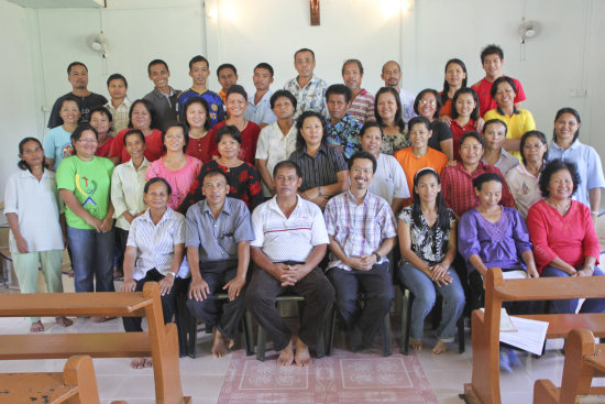 church christmas holy one apostolic universal people religion tenghilan tuaran