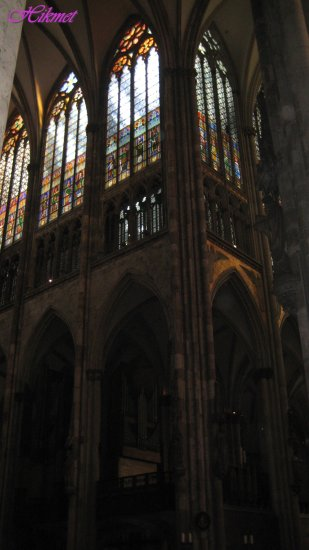 hikmet travel almanya cologne koln cathedral