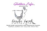 linda berk collection accessories feathers crystals bling