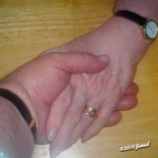 handsfriday mrsjomoud jomoud together