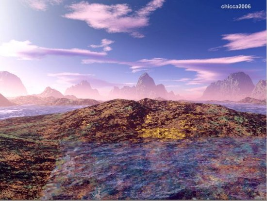 ...built with Terragen .....