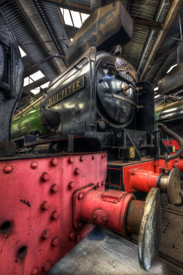 HDR Transport Steam_Locomotives