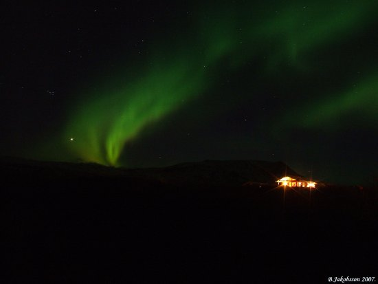 Night Northernlights Aurora Iceland