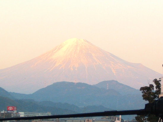 MtFuji in the Shizuokaken