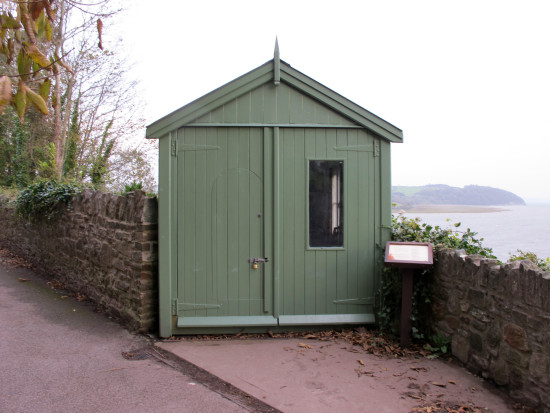 22nd October 2012 -  Laugharne