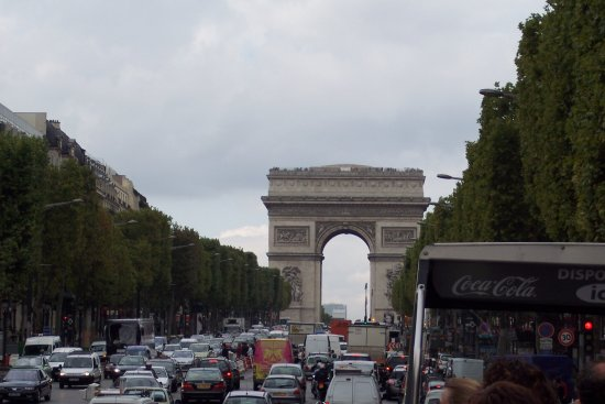 Arc de Triumphe,Paris