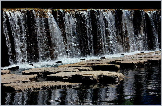 wallwaterfall stlouismo thursdayreflection city park