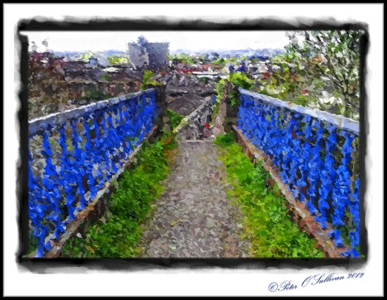 abstractfriday funfriday digitalartclub Bridge Cork Ireland