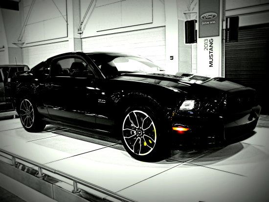 Ford Mustang 50