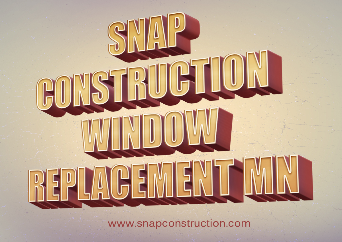 Window Replacement MN