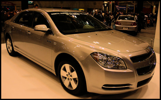 stlouis missouri us usa auto slas vroom Chevrolet Malibu car bh 2008 show