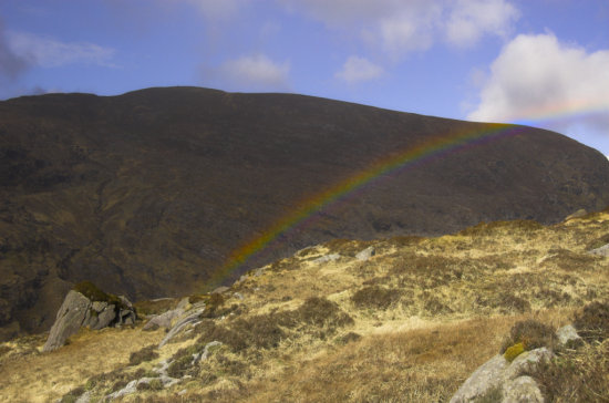 Rainbow GapofDunloe Kerry Ireland
