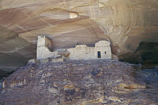 CanyondeChelly Ruins Indian Arizona