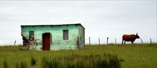 Kentani Transkei Wild coast old house rural saphira
