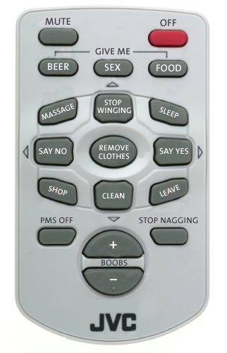 Remote control women comedy