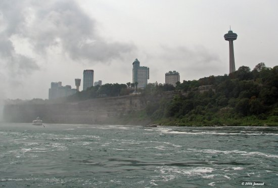 travel scenery landscape waterfall NiagaraFalls MaidoftheMist