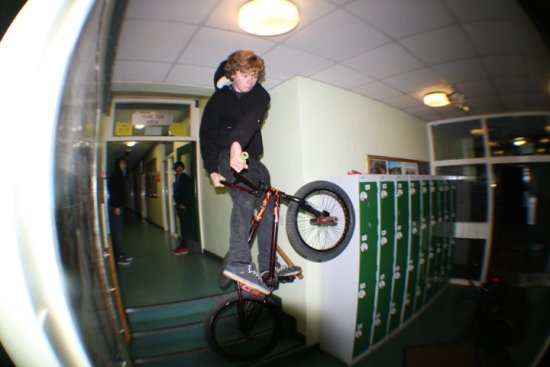 BMX STREET Harry Barrett