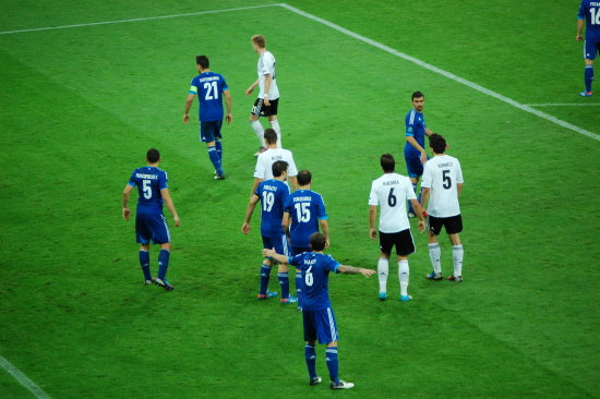 European Football Championship Poland Germany Greece