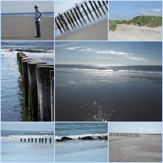 Holland Ameland beach