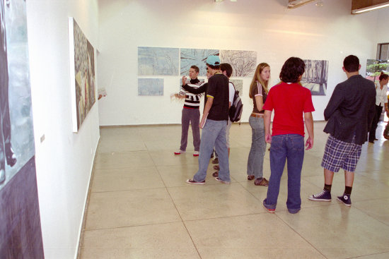 University Art Gallery june 2006