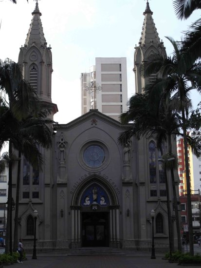 campinas brazil church
