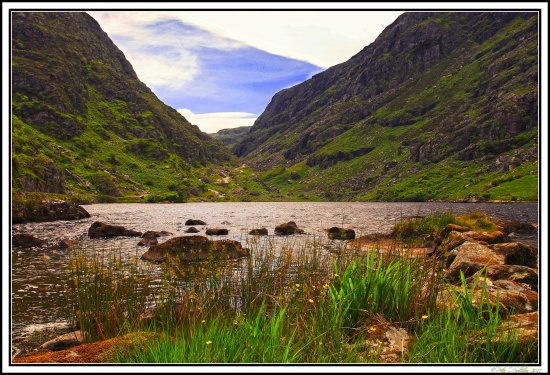 Gap Dunloe Killarney Kerry Ireland Peter OSullivan