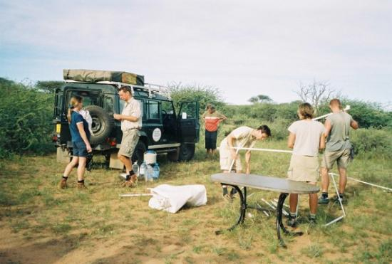 2005 Expedition Namibia