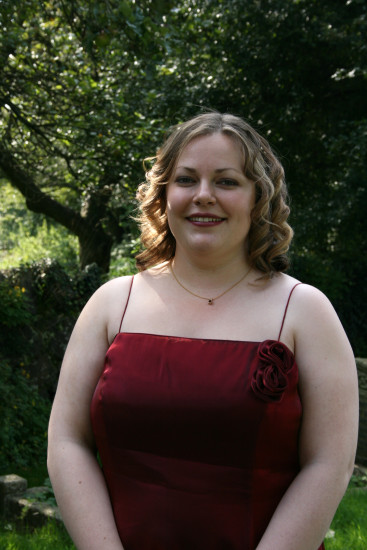 Saturday 20th September 2008 Daughter, Marianne, was a bridesmaid today. She looked absolutely f...