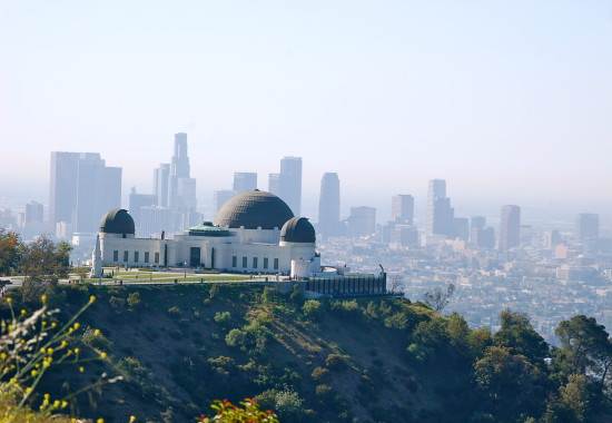 griffith observatory mjghajar