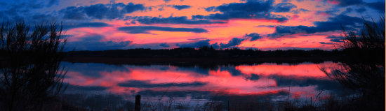 ShutterlySpectacularPhotography Sunset Reflection Photoshop