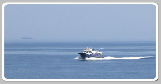 Sea Mevagissey Coast Boat Cornwall Ferry Water MMVI