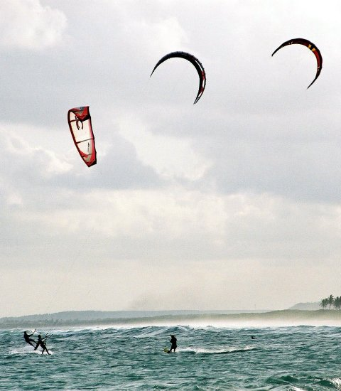 maceio kitesurf sports