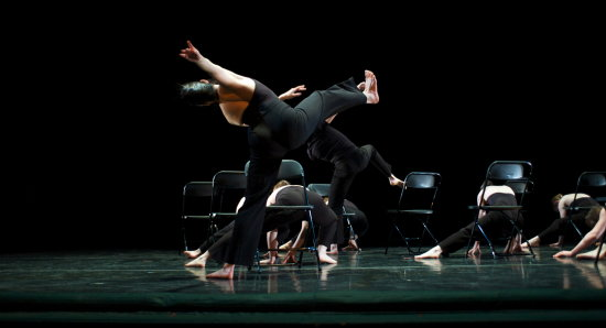 contemporary ballet dance