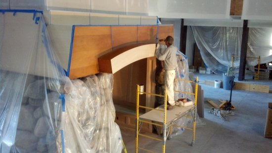 interior and exterior painting in usa