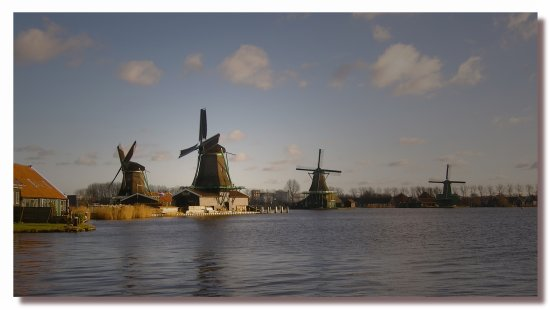 netherlands zaanseschans river water millclub nethx zaanx watenn millx viewn
