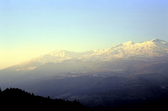 35mm Velvia Fuji Italy Alps film