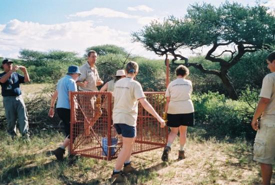 Namibia Expedition 2005