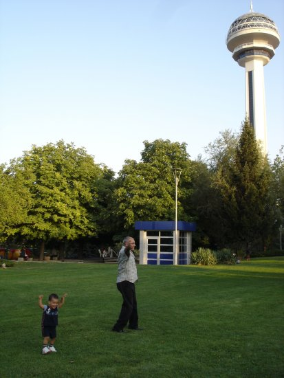 Turkey Ankara tower art townscapes architecture family funfriday play