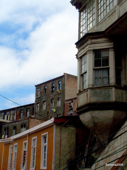 valparaiso chile architechture