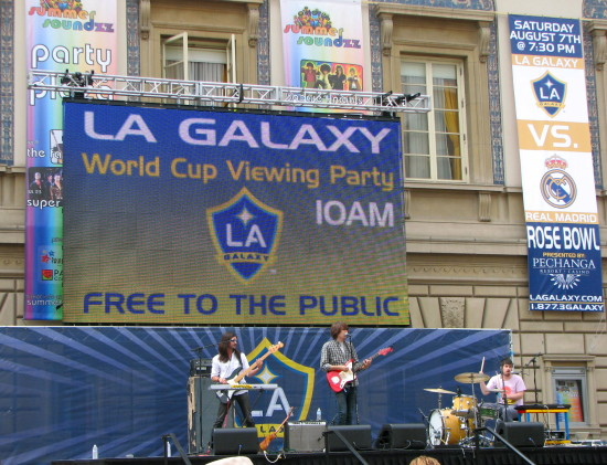 world cup final pasadena civic center mjghajar