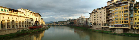 Firenze Italy Znuber Panoramic