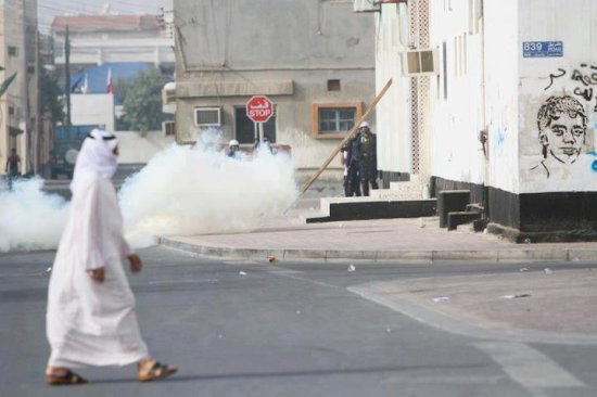 The events in Bahrain....it's not my lenss to be honest...