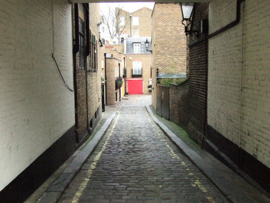 cobbles mews london