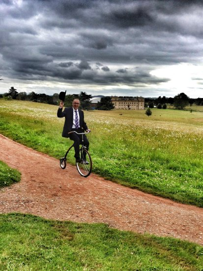 National Trust Penny Farthing Hire Ride Penny Farthing Buy Penny Farthing in UK