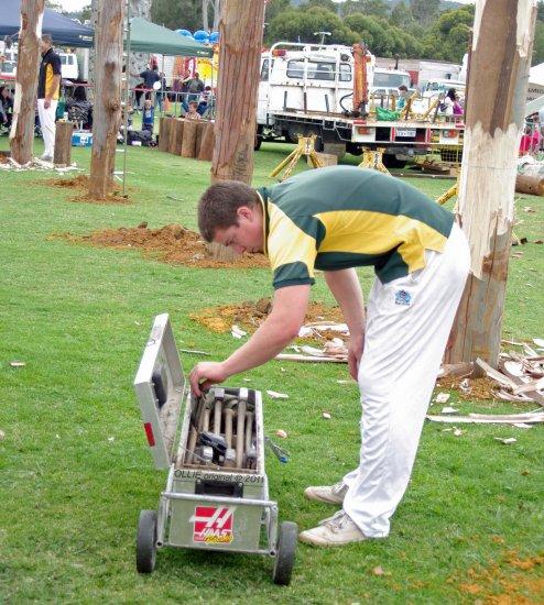 tools wood chopping young man ap show kelmscott littleollie