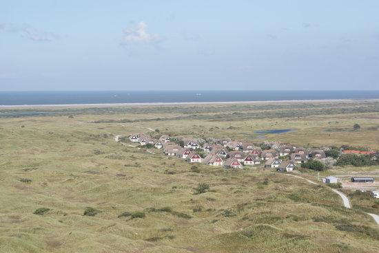 bungalows on ameland