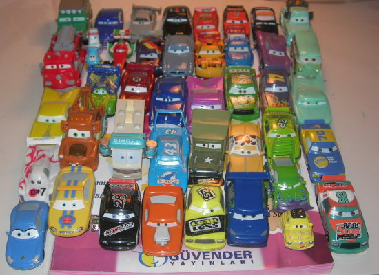 disney pixar cars toy